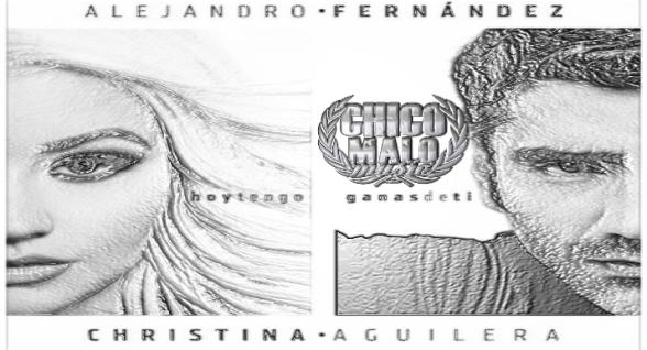Alejandro Fernandez & Cristina Aguilera